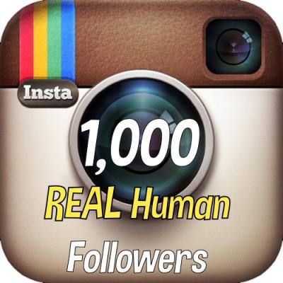 vous amener 1000 Followers Instagram en moins de 24 heures
