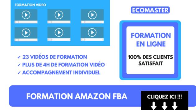 Je Vais Vous Former Entierement Sur Amazon FBA Pour 5 EUR