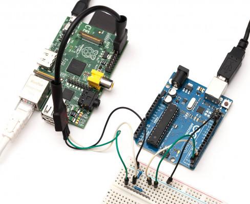 vous aider pour un projet arduino ou raspberry pi