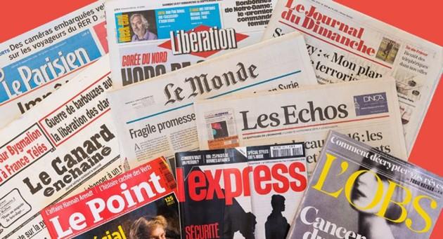 vous donner les emails ciblés de la presse (Radio, TV, WEB ) en France