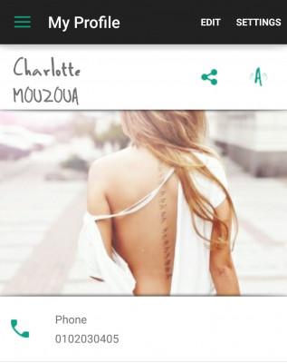 vous créer une petite application mobile personnalisée