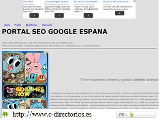 publier un article sur un site en espagnol avec un domaine.es