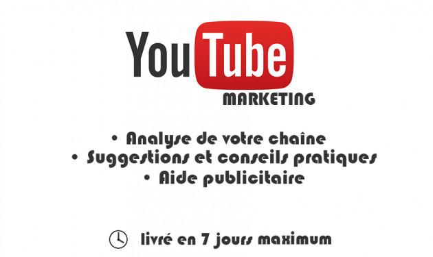 vous aider à promouvoir et améliorer votre chaîne YouTube