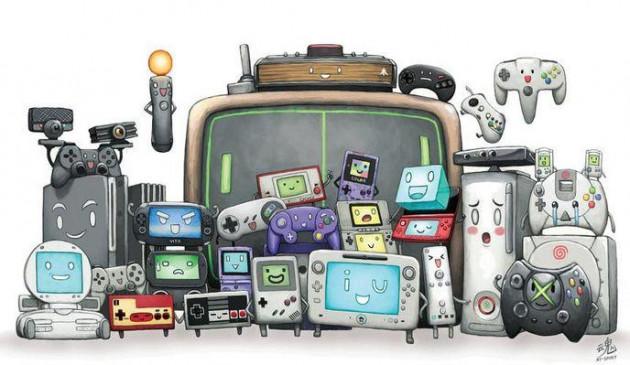 vous conseiller en jeux vidéo et consoles
