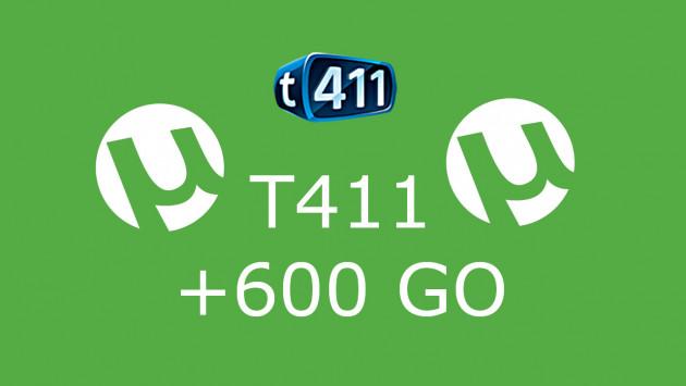 augmenter votre ratio T411 de 600 GO