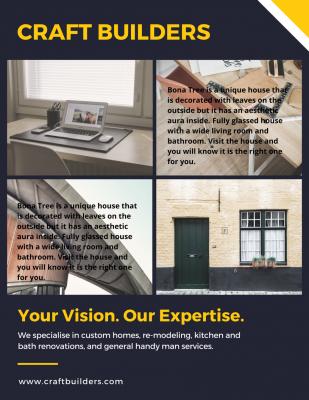 désigner un catalogue professionnel et élégant pour votre entreprise