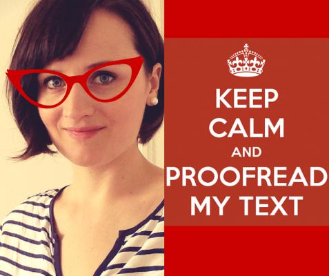 faire une relecture et une correction de votre texte anglais