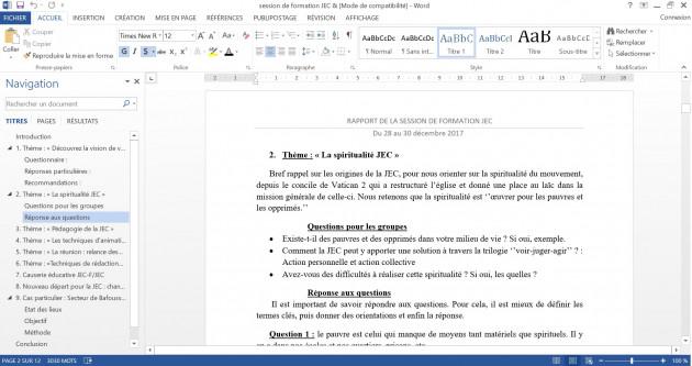 Je Vais Réaliser Une Mise En Page Stricte Soignée Ou Originale De Vos Documents Word Pour 5