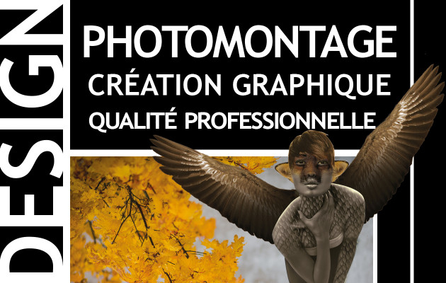 créer un superbe photomontage