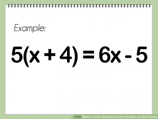 résoudre vos équations