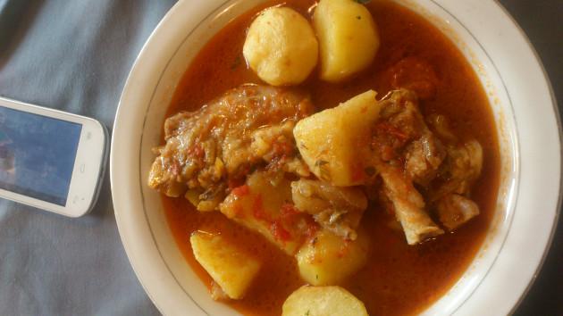 Je vais vous donner une recette exotique de la cuisine camerounaise pour 5 - Recette de cuisine camerounaise ...