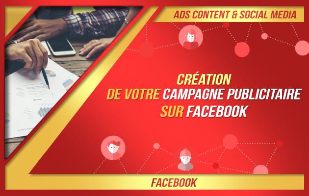 mettre en place votre campagne publicitaire Facebook