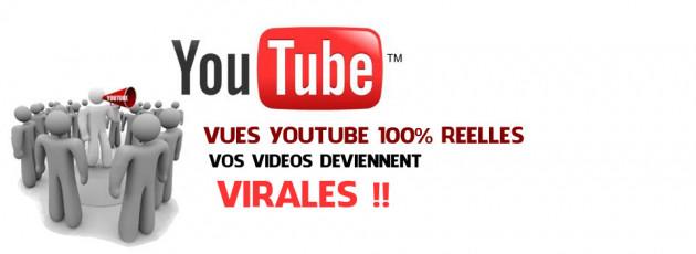 ajouter +10 000 vues à votre vidéo YouTube