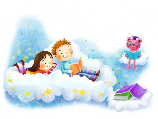 écrire une histoire destinée aux enfants