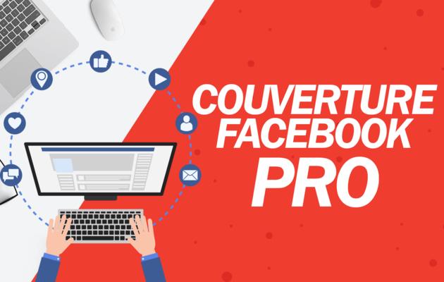 créer votre couverture de page facebook PROFESSIONNEL