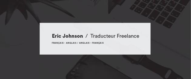 réaliser votre traduction français-anglais (100% bilingue)
