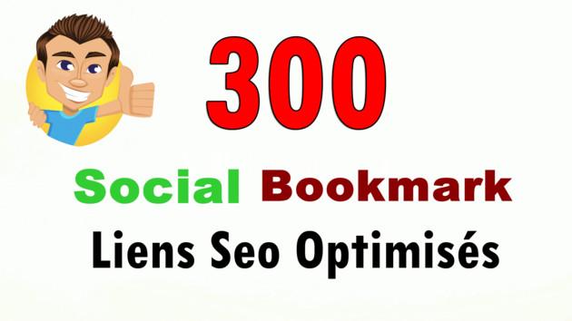 soumettre votre site dans 300 site Social Bookmarks et améliorer votre référencement