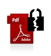 déprotéger 10 fichiers PDF (protégés)