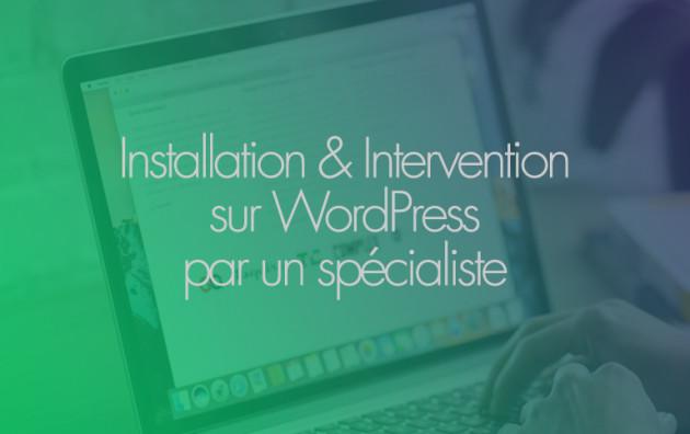 vous installer Wordpress pour gérer facilement votre blog