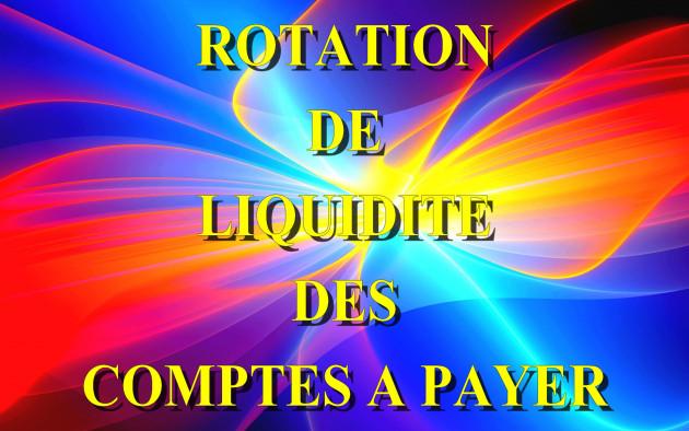 calculer le Ratio de Rotation de Liquidité des Comptes à Payer