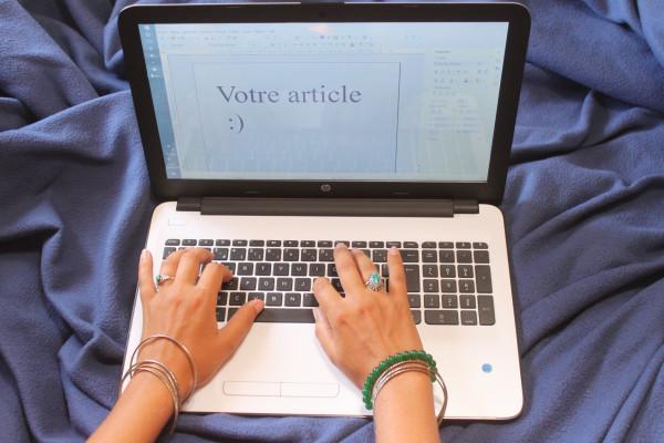 écrire un article en développement personnel/spiritualité pour votre blog