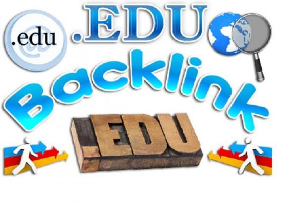 apporter 50 backlinks EDU manuels et permanents  à votre site