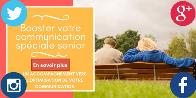 vous donner trois conseils pour une communication destinée aux seniors