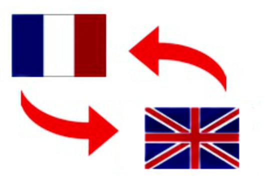 traduire 400 mots de l'anglais vers le français