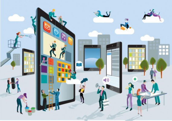 vous envoyer 10 000 visites mobiles / smartphones et tablettes