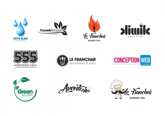 vous créer votre logo design de qualité professionnelle