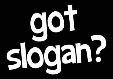 trouver un slogan pour votre produit