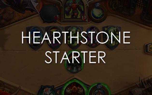 commencer votre compte Hearthstone