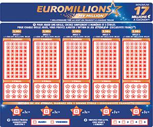 vous donner mon pronostic Euro Millions