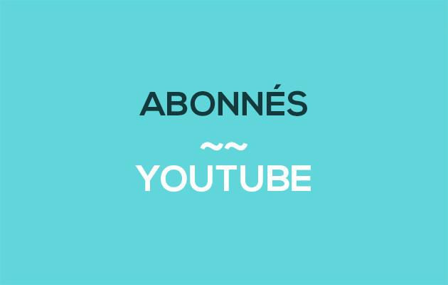 livrer 100 abonnés Youtube + 1000 vues
