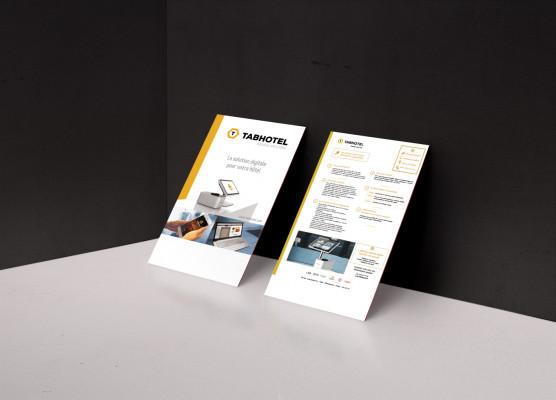 réaliser votre brochure, catalogue, flyer