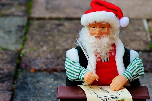 me faire passer pour le Père Noël au téléphone avec vos enfants