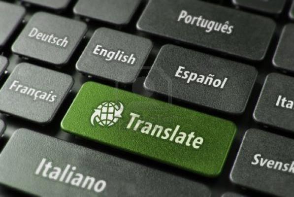 traduire des textes en Français, Arabe, et Anglais