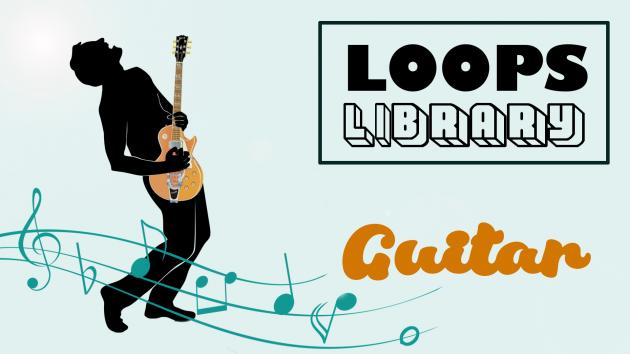 vous envoyer des magnifiques boucles de Guitare ( Loops )
