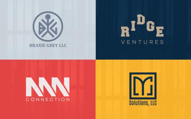 créer un logo moderne et creative