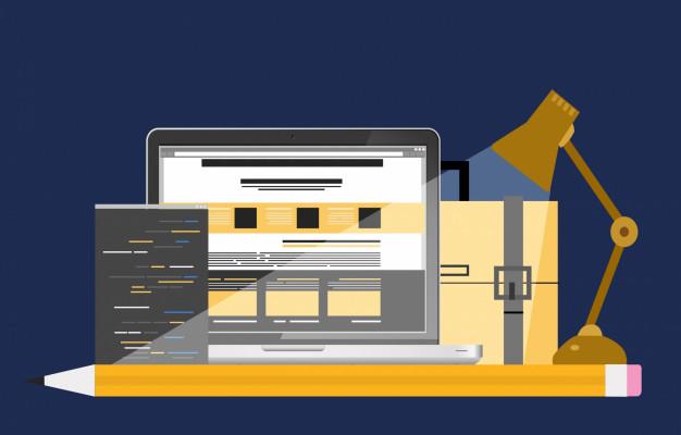 créer un site one-page responsive