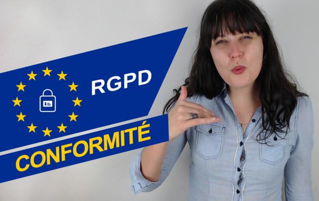 vous mettre en conformité avec la réglementation RGPD