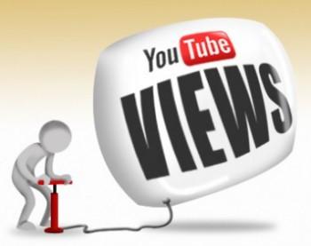 vous envoyez 150 vues sur une de vos vidéos youtube