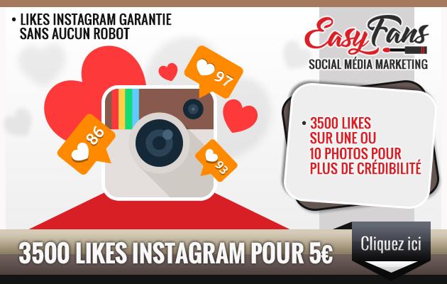 vous fournir 3500 likes Instagram