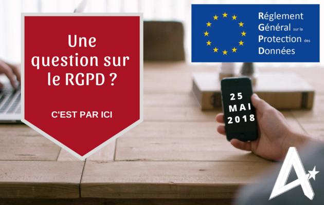 vous aider à être en règle avec le RGPD