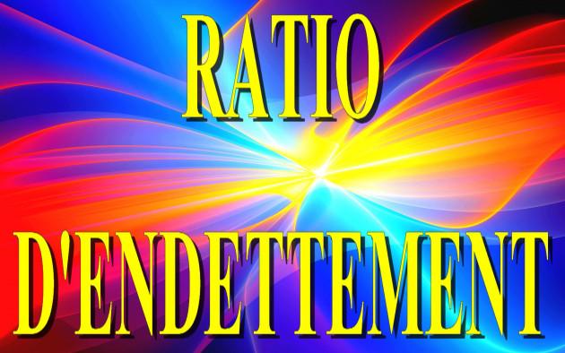 calculer votre Ratio d'Endettement