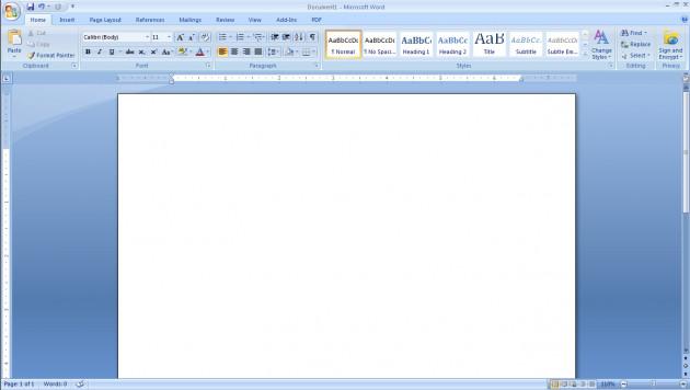 faire la mise en page de vos documents