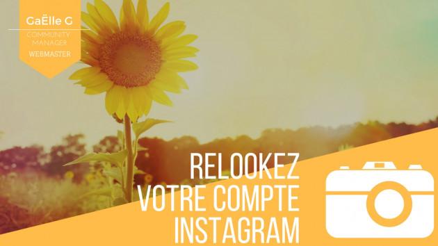 créer de jolis visuels pour votre compte Instagram